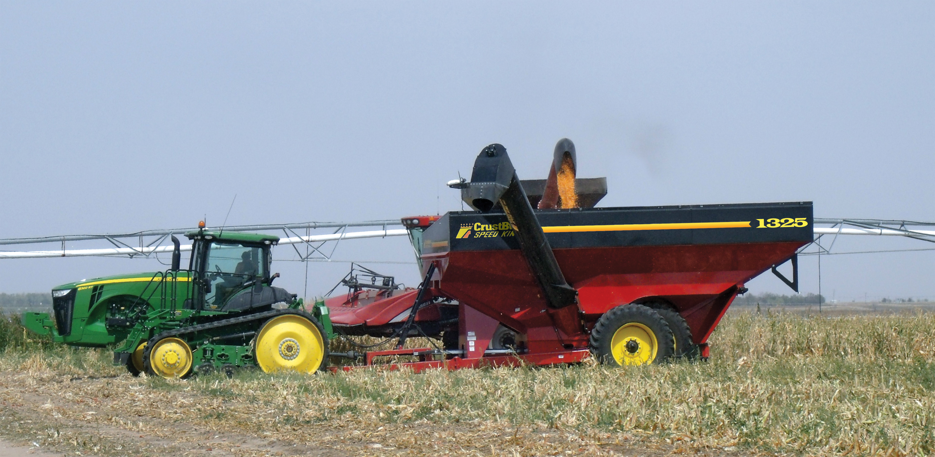 1325 Bushel Grain Cart by Crustbuster/Speed King Inc.