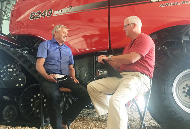 [Podcast] Conversations with Ag Equipment's Entrepreneurs: Norb Beaujot