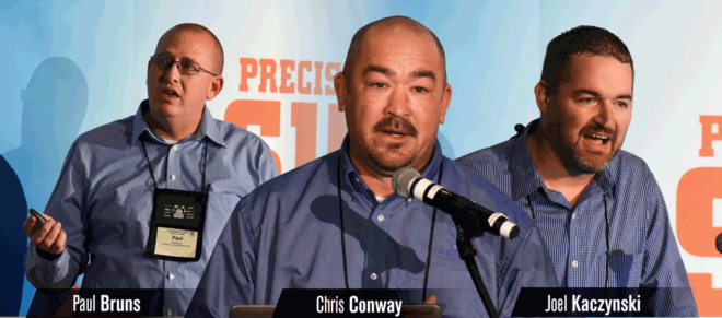 PFD Summit: Adopting an Agronomic Mindset  in the Precision Department