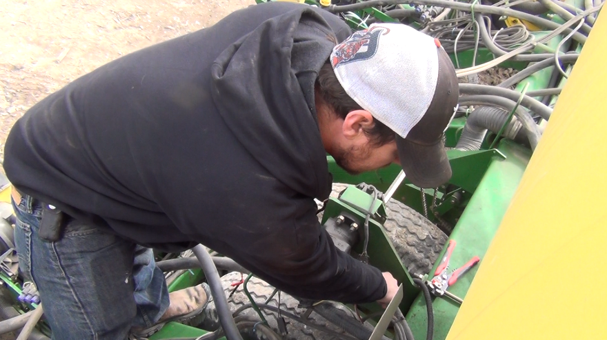 Troubleshooting Technology Ahead of Planting