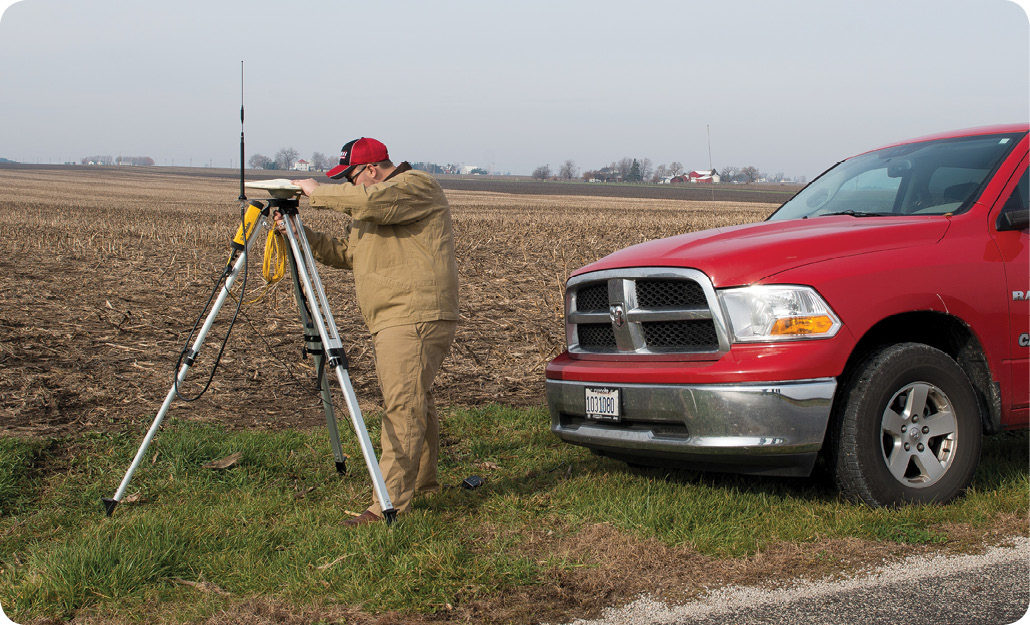 <strong>Precision farming dealers are using precision service as a tool to alleviate in-season volume, forecast future staffing&nbsp;needs and provide another revenue stream for their dealership. </strong>Photo courtesy of Case IH