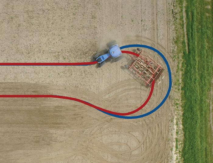 Auto Steer Precision Farming Dealer