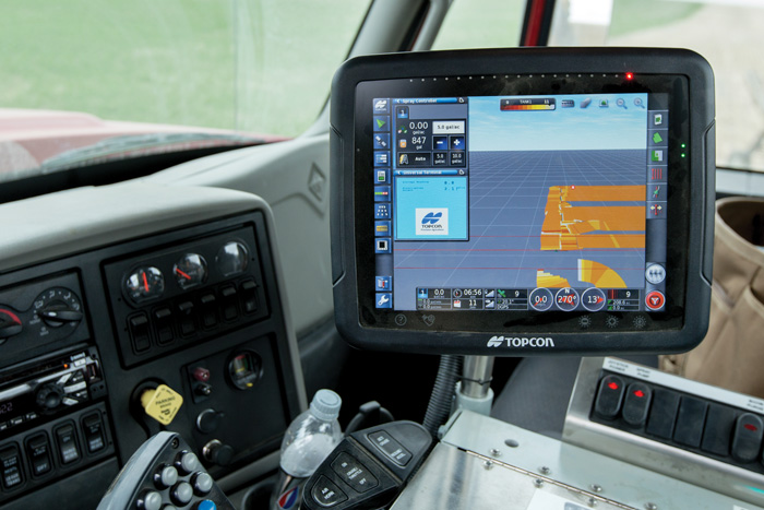 In Cab Displays Precision Farming Dealer