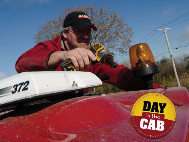 Day in the Cab: Maximizing a Diverse Skillset to Provide Comprehensive Service