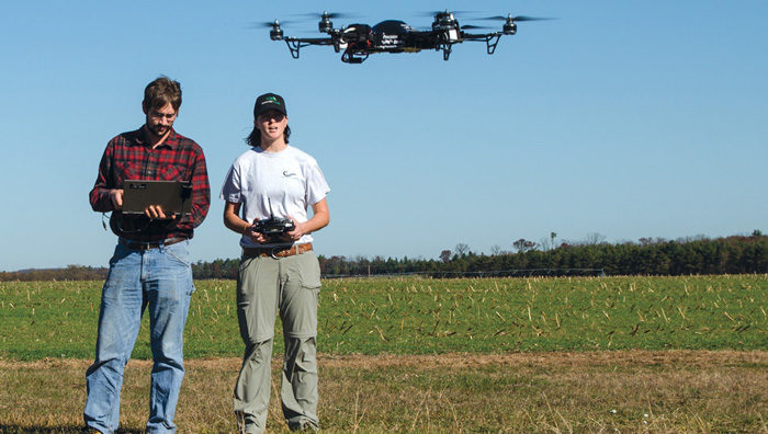 Sky's the Limit on Uses, Payback with Unmanned Aerial