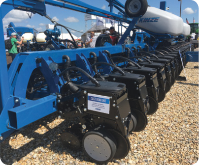 Precision Planter Row Units Precision Farming Dealer