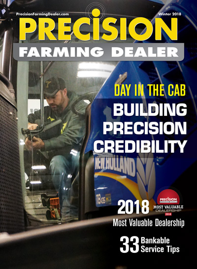 Free Subscription to Precision Farming Dealer