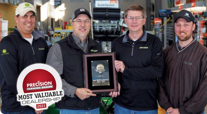 9th Annual Precision Awards Program Honors Top North American Dealer