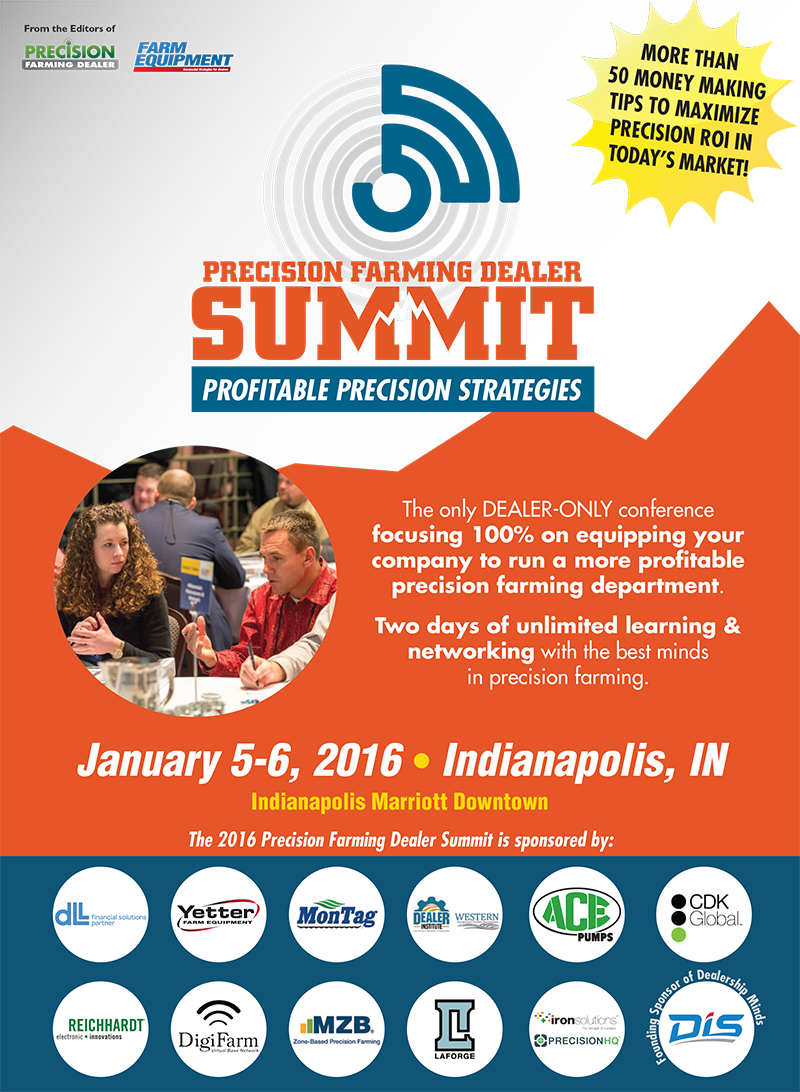 PFD Summit Program cover image