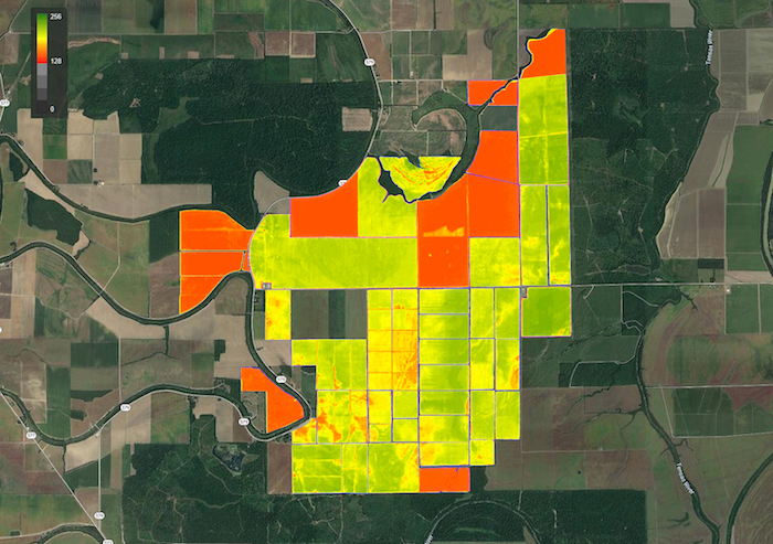 AgDNA NDVI Crop Health Toolkit with Advanced Cloud Detection