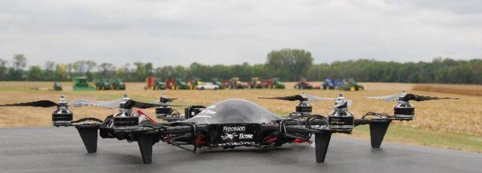 Precision Drone to Commercialize Ag UAVs   Precision Farming
