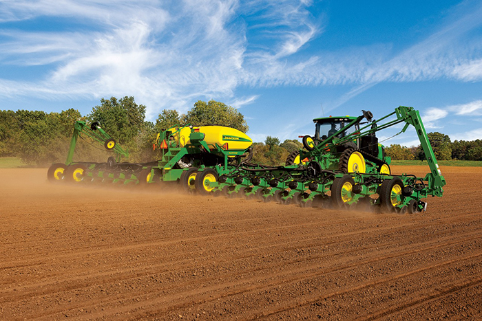 Speed Kings: DOJ Suit Puts the Brakes on High Speed Planting Merger