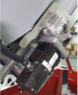 Graham Electric Planter Drive System