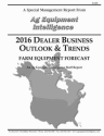 2016 AEI Dealer Business Outlook and Trends - Farm Equipment Forecast (PDF)