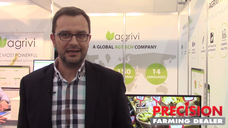 Agrivi Developing Comprehensive Farm Management Software