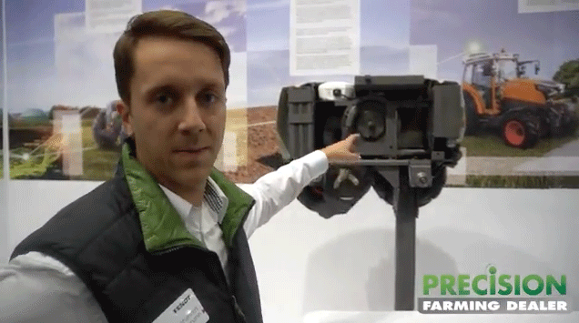 Sneak Peek at AGCO Xaver Autonomous Seeder