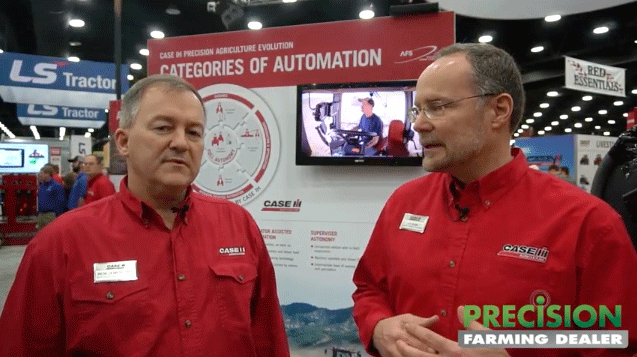 Details on Case IH's Next Steps with Autonomy in Ag