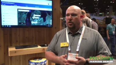 New Features with New Holland's Precision Land Management Connect Portal