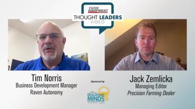 Farm Equipment 'Thought Leader' Series: Tim Norris