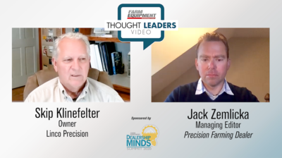 Farm Equipment 'Thought Leader' Series: Skip Klinefelter
